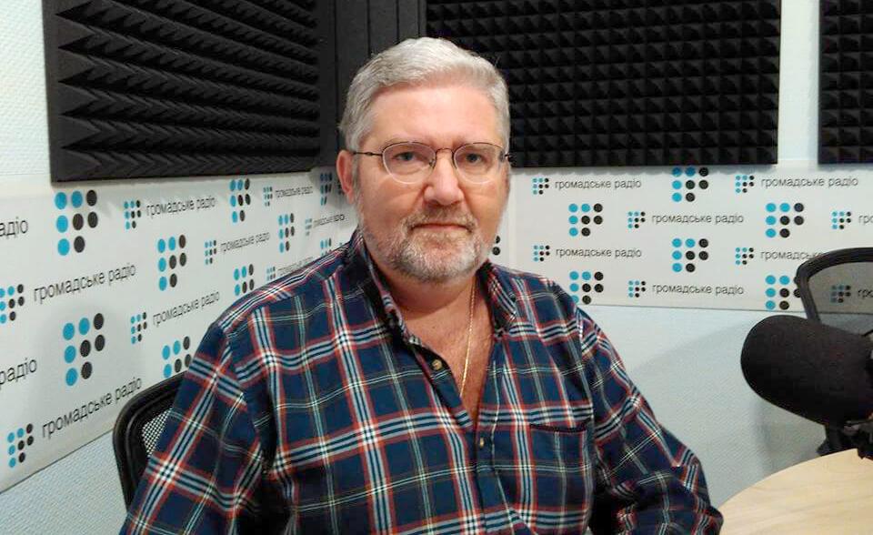 Автор-розробник курсу «Основи критичного мислення» Ігор Сущенко.