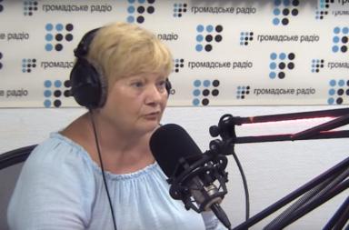 Зупинитись на уроці й дати можливість говорити дітям, – Олена Пометун (інтерв'ю 'Громадському радіо')